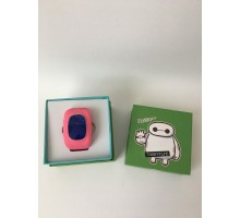 Smart часы GPS розовые