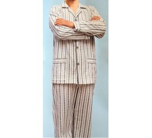 Пижама мужская Global полоса