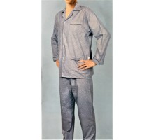 Пижама мужская Global синяя