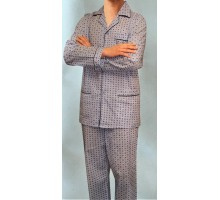 Пижама мужская Global голубая