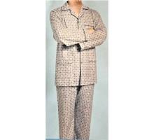 Пижама мужская Global серая
