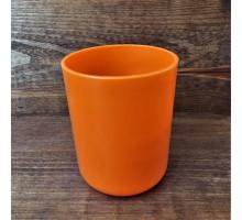 Стакан пластик Оранжевый