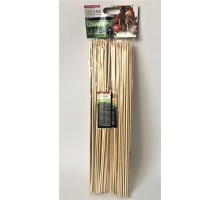Шампур бамбуковый 30 см 100 шт Оптилайн