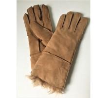 Перчатки женские Дубленка