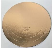 Подложка картон д/торта Д 28 см
