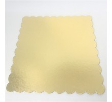Подложка картон д/торта 30*30 см