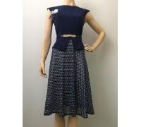 Платье женское юбка горох