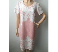 Платье GLAMOUR с узором