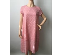 Платье женское LAMOIENA горох