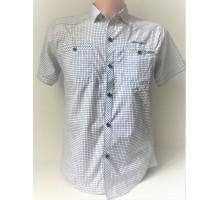 Рубашка мужская Shang Jun в клетку