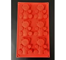Форма силиконовая для выпечки М