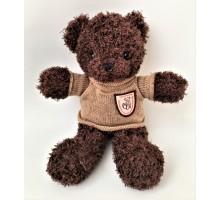 Игрушка мягкая Медведь коричневый