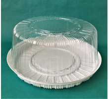 Упаковка для торта прозрачная Т-280