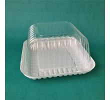 Упаковка для торта прозрачная квадратная Т-150