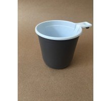 Чашка кофейная 200 мл ИнтроПластик