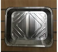 Форма алюминевая для выпечки 315*215*42 без крышки