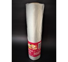 Пакет фасовка в рулоне 24*37 см ЛЮКС