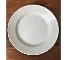 Тарелка мелкая белая 200 мм