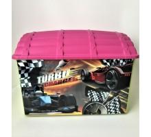 Сундучок для хранения игрушек Turbo