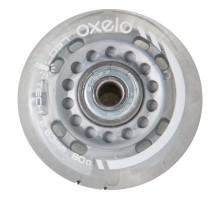Колеса для роликов 63 мм 80A светящиеся OXELO