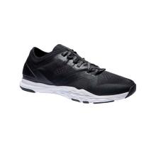 Кроссовки для фитнеса женские черные 900 DOMYOS