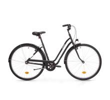 Городской велосипед с низкой рамой Elops 100  ELOPS