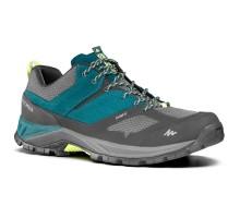 Ботинки для горных походов мужские синие MH500 QUECHUA