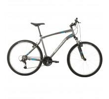 Горный велосипед ST100 27,5  темно-серый ROCKRIDER