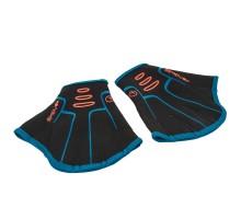 Пара перчаток из неопрена для аквагимнастики/аквафитнеса черные NABAIJI