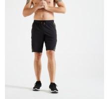 Шорты мужские для фитнес тренировок DOMYOS