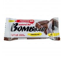 Протеиновый батончик Шоколад BOMBBAR