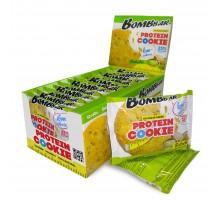 Протеиновое печенье Фисташка BOMBBAR