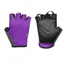 Перчатки для силовых тренировок женские DOMYOS