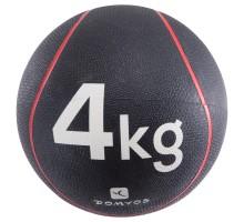 Медбол 4 кг/Диаметр 24 см NYAMBA