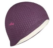 Силиконовая шапочка для плавания взр. NABAIJI