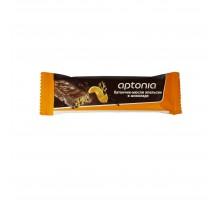 Батончик глазированный в шоколаде со вкусом апельсина APTONIA