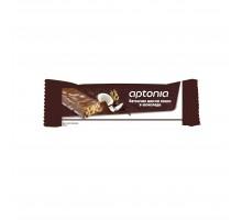 Батончик глазированный в шоколаде со вкусом кокоса APTONIA