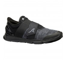 Мужские кроссовки на липучках для фитнес ходьбы Soft 180  NEWFEEL