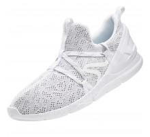 Женские кроссовки для фитнес ходьбы PW 140 белые NEWFEEL
