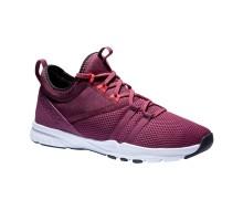 Кроссовки для фитнеса и кардиотренировок женские 120 MID  DOMYOS