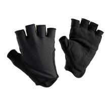 Велосипедные перчатки 500 чёрные TRIBAN