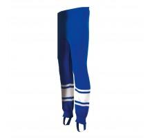 Хоккейные рейтузы подростковые синие KROK
