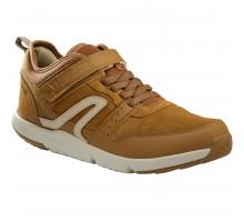 Кожаные мужские кроссовки для активной ходьбы Actiwalk Easy Leather  NEWFEEL