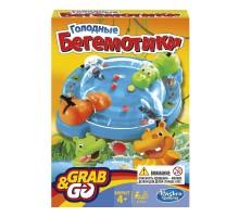 Дорожная игра Hasbro Games Голодные бегемотики