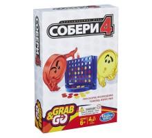 Дорожная игра Hasbro Games Собери 4