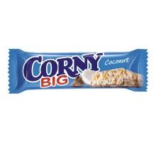 Батончик злаковый CORNY кокос/мол шок 50г