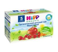 Чай Hipp фруктовый в пакетиках 40г с 5месяцев