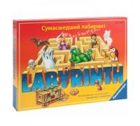 Игра настольная Ravensburger Сумасшедший Лабиринт