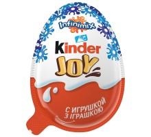 Яйцо Kinder Киндер Джой 20 г