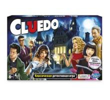 Детективная игра Hasbro Games Cluedo обновленная